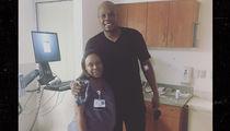 Bonzi Wells Hospitalized for Heart Attack, 'I'm Okay'