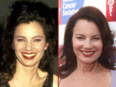 Fran Drescher -- Good Genes or Good Docs?
