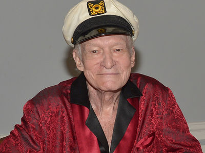Hugh Hefner's Declining Health Began with Back Infection Years Ago