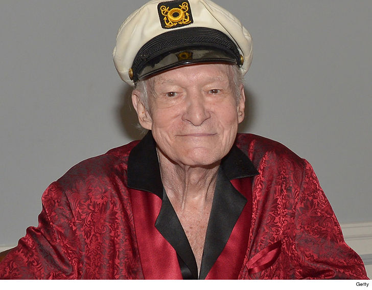 hugh hefner s declining health began with back infection years ago