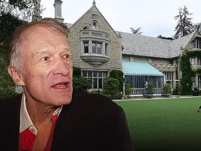 Hugh Hefner Getting One Last Playboy Mansion Party in His Honor