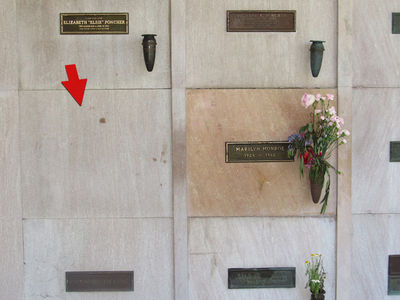 Hugh Hefner's Burial Site Next to Marilyn Monroe Awaits