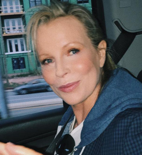 Kim Basinger -- now 63 years old -- popped up on her daughters IG looking ageless.
