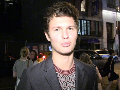 Ansel Elgort: I'm Happy for Carmelo Anthony, 'Didn't Belong On Knicks Anymore'