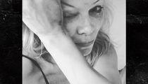 Pamela Anderson Sobbing Through Goodbye Message to Hugh Hefner