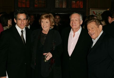 Ben Stiller, Anne Meara, and Jerry Stiller