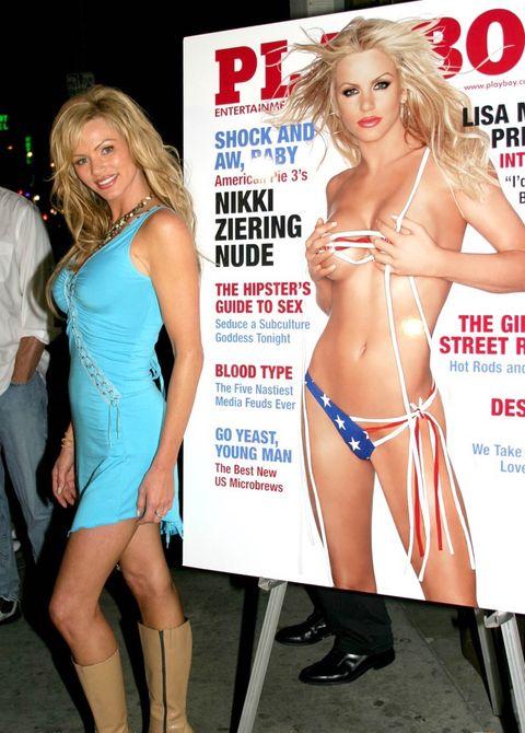 Nikki Ziering (2003)