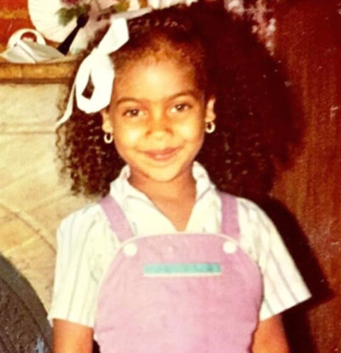 Before this bow-wearing babe was living her full court life as a television personality, she was just another overall sweetheart growing up in Brooklyn, New York.