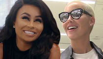 Blac Chyna Will Join Amber Rose's SlutWalk, 'I Got Rob in My Sights!!!'