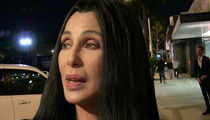 Cher's Panic Alarm Sends Swarm of Police Cars to Malibu Residence
