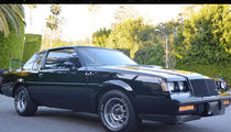 David Spade Puts His 1987 Buick Grand National Up for Sale
