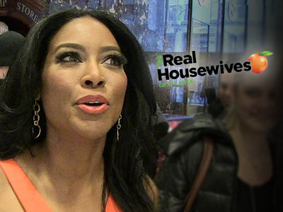 Kenya Moore Disinvited From 'Housewives' Cast Trip Because Husband Won't Film