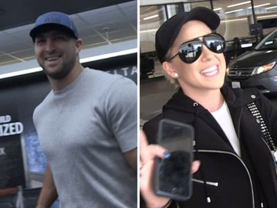 Tim Tebow & Savannah Chrisley: We're Not Dating, Just Friends!