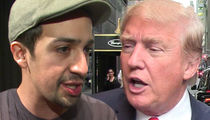 Lin-Manuel Miranda Slams Trump for Attacking San Juan Mayor, 'You're Going Straight to Hell'