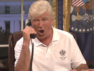 'SNL' Spoofs Trump, Serves Puerto Rico Right, They Didn't Join FEMA Prime