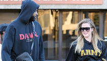 Khloe Kardashian Steps Out in Loose Clothes with Tristan Thompson Amid Pregnancy News