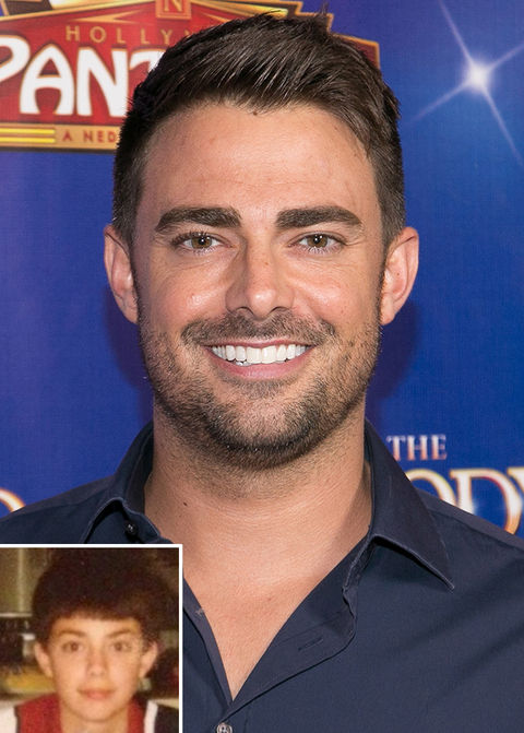 Jonathan Bennett played the role of Aaron Samuels