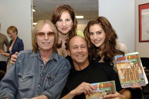 Kathy Najimy, Mike Judge, Brittany Murphy