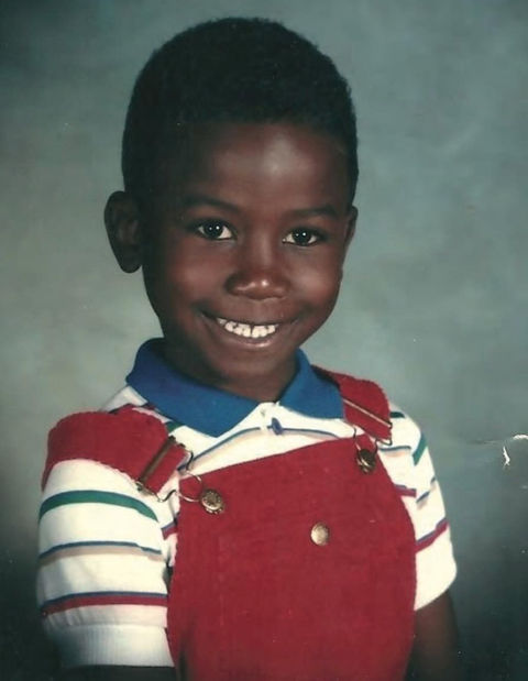 Before this happy little dude was the coldest rapper in the game, he was just cool kid flashing his pearly whites on picture day in Bessemer, Alabama.