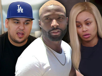 Rob Kardashian, Blac Chyna Sued by Chyna's Ex for Bullying