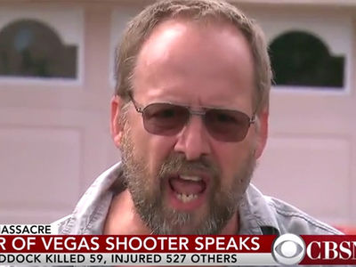 Mass Murderer Stephen Paddock, Brother Off the Rails in Bizarre Interview