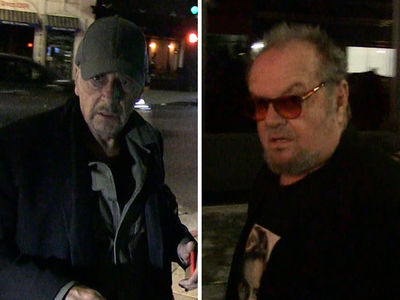 Al Pacino, Jack Nicholson Honor the Late Harry Dean Stanton