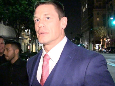 John Cena: Bradley Cooper Would Make a 'Cute' Vince McMahon