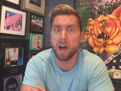 Lance Bass Rips FDA's Gay Blood Ban, 'It's a Big F U'