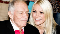 Hugh Hefner's Wife was Supportive Until the Very End