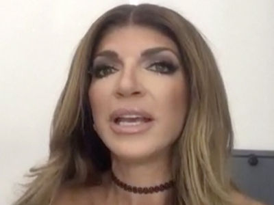 Teresa Giudice Says Joe Screwed Her Out of Precious Time with Mom