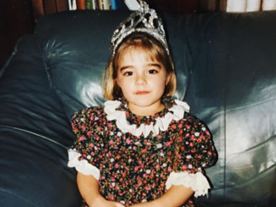 Guess Who This Little Princess Turned Into!