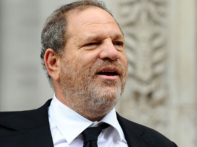 Harvey Weinstein Won't Be Charged in Alleged Groping Incident