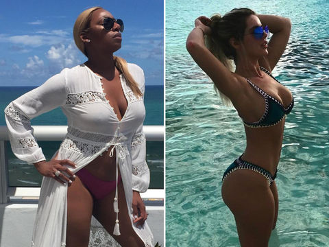 NeNe Leakes (49) vs. Brielle Biermann (20)