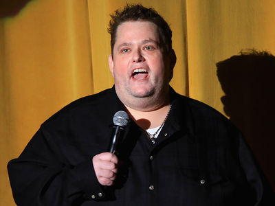 Comedian Ralphie May Dead at 45 of Cardiac Arrest (UPDATE)