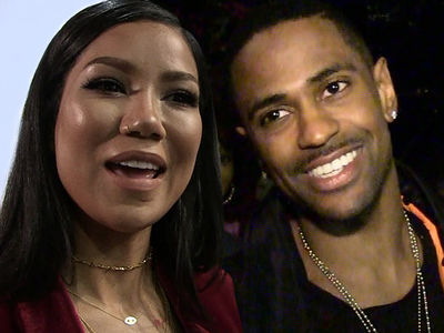 Jhene Aiko Tattoos New BF Big Sean's Mug on Her Arm!!!