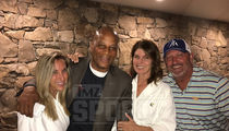 Ronnie Lott Evacuated From Sonoma Hotel Right Before It Burned Down