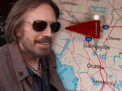 Tom Petty's Hometown Prepping Memorial, Unique Ideas Wanted!
