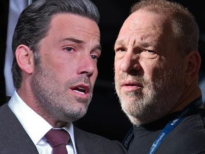 Ben Affleck Calls Harvey Weinstein's Actions 'Completely Unacceptable'