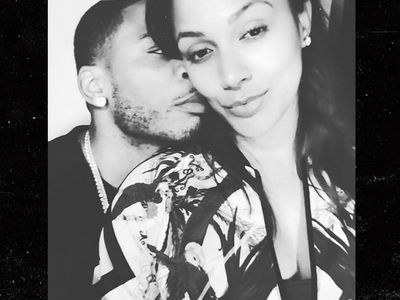 Nelly's Girlfriend, Shantel Jackson Sticking by Him Amid Rape Allegation