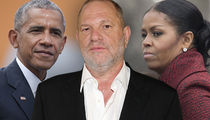 President Obama Says He's Disgusted by Harvey Weinstein