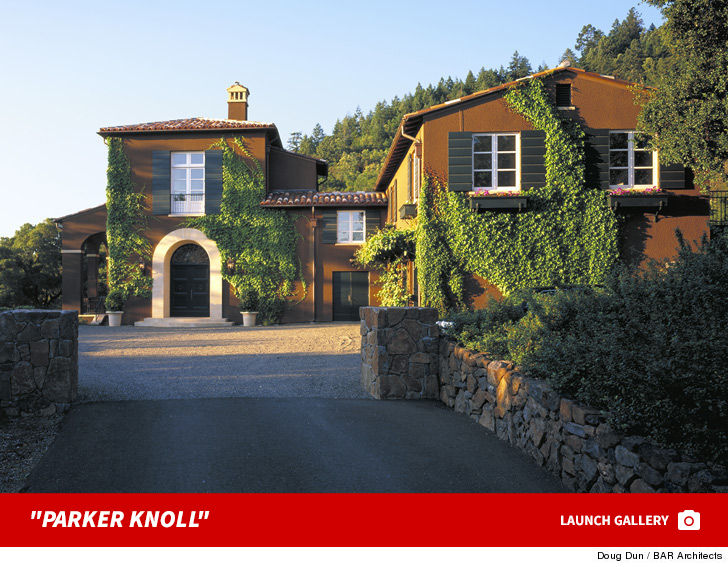 Superior The Napa Estate Lindsay Lohan Schemed Her Way Into