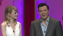 Seth MacFarlane Joked in 2013 About Harvey Weinstein's Moves on Actresses