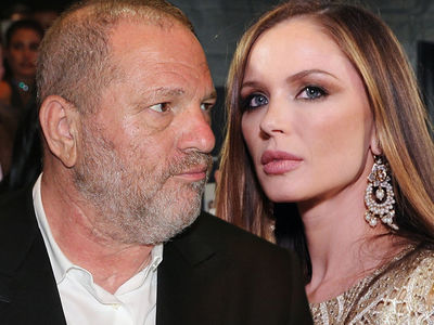 Harvey Weinstein Says He Wants to 'Rebuild' with Wife Georgina