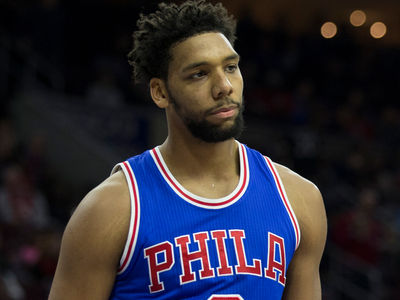 Jahlil Okafor on Fight Video: I Was Mad We Sucked ... and Drunk