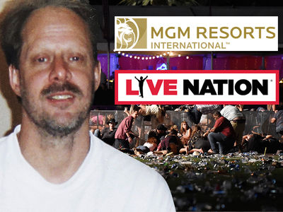 Las Vegas Shooting Victim Sues Stephen Paddock Estate, Live Nation and MGM (UPDATE)