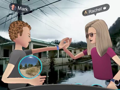 Mark Zuckerberg Apologizes for Virtual Reality Demo in Flooded Puerto Rico