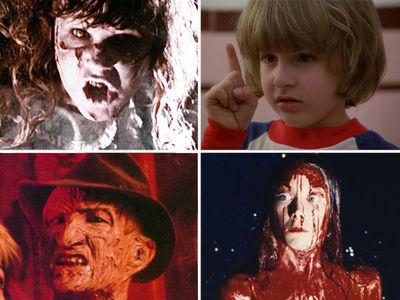 Horror Movies -- 'Memba Them?