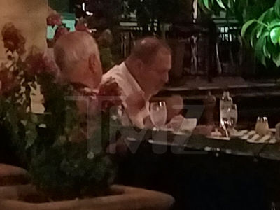 Harvey Weinstein, Dinner Before Rehab in Arizona