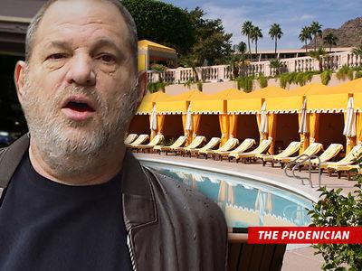 Harvey Weinstein Makes Luxury Detour Before Rehab