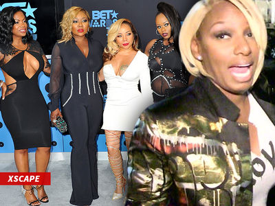 NeNe Leakes Dropped from Xscape Tour Over Rape Comment